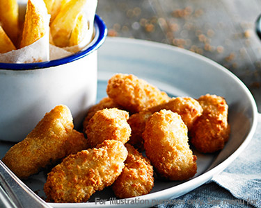 The Anne Arms - Scampi and Chips